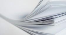 パンフレット・会社案内:紙質