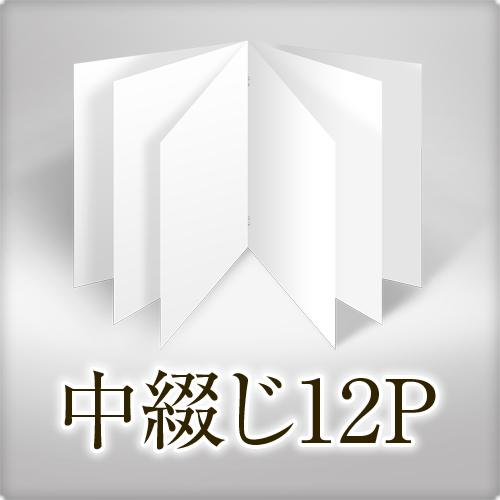 プログラム:中綴じ12P