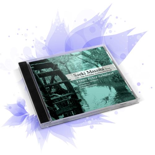 コンサートチラシ・CDプレス