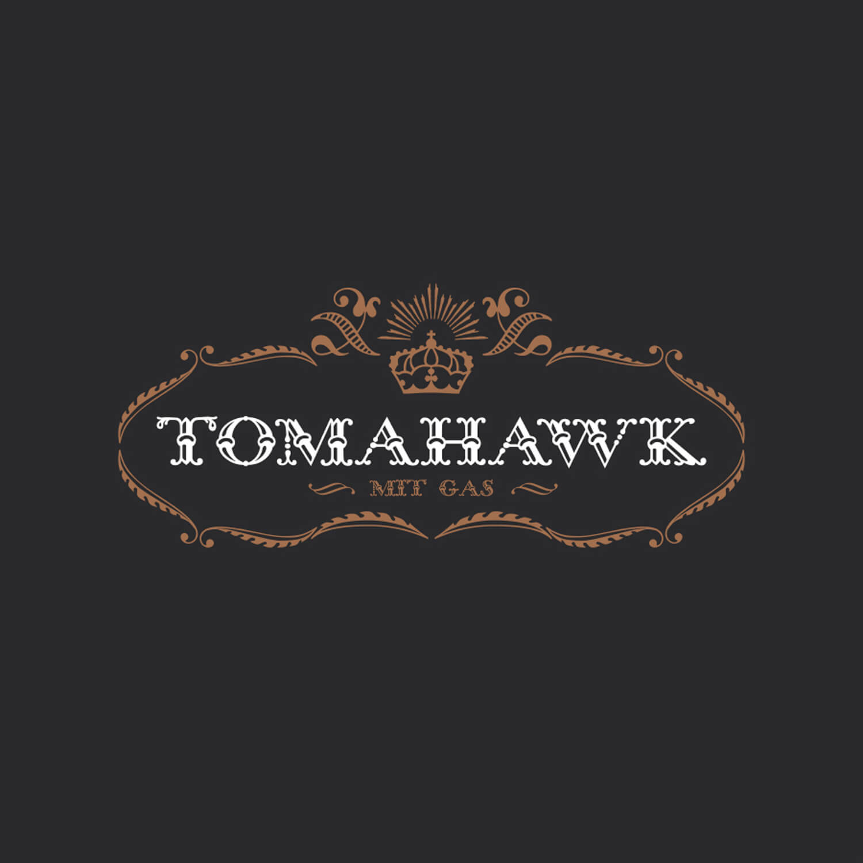 CDジャケットデザイン|TOMAHAWK