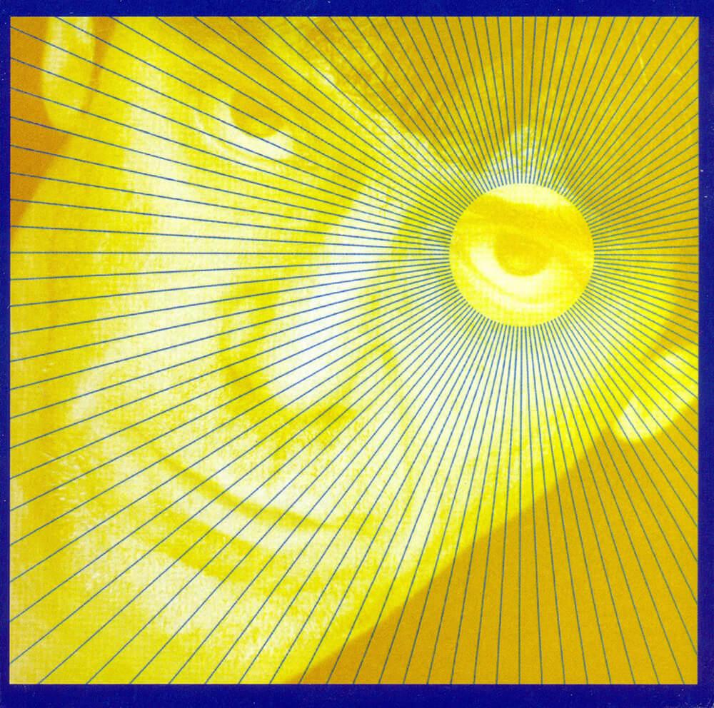 CDジャケットデザイン|Lou Reed