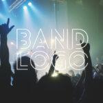 フリーでダウンロードできる有名バンドのロゴフォント