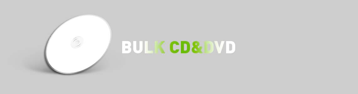 バルクCD&DVD