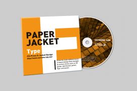 紙ジャケット(E式)