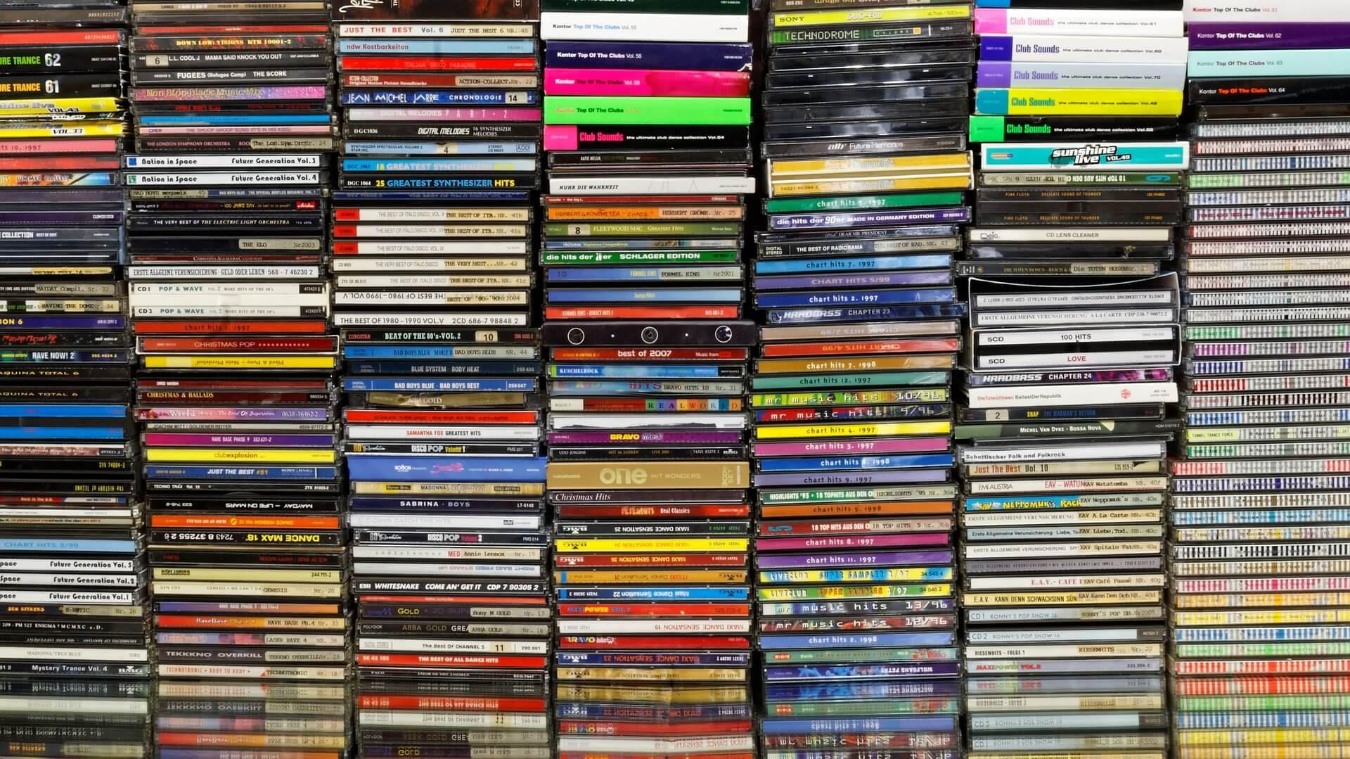 紙ジャケ?デジパック?CDプレスでケースを選ぶ基準とは?
